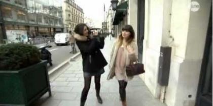Les modeuses : Pauline FashionBlog & Carole
