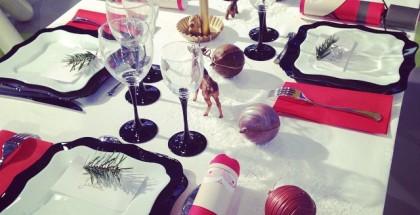 Carole Tolila les maternelles table de fêtes diy