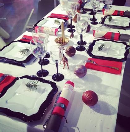 Table de fêtes !